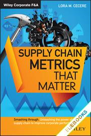 Supply Chain Metrics that Matter