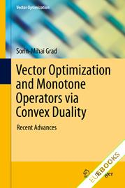 Vector Optimization and Monotone Operators via Convex Duality